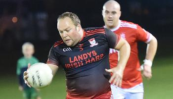 12 point win see John Mitchels in pole position for a Junior Quarter Final spot