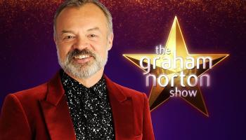 It's back! Here's the line-up for the season premiere of the Graham Norton Show on BBC One