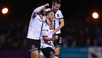 Dundalk FC back to winning ways with emphatic League victory over Sligo Rovers