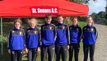 St Peters AC start the Cross Country season with a bang in Kilkenny