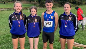St Peters in fine form as they clinch four Cross Country Titles