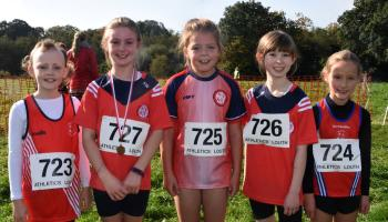 St Gerard's Dundalk continuing to prosper with impressive cross country showing