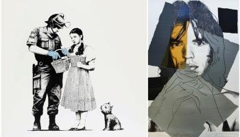 Banksy and Warhol to feature in new Irish art fair