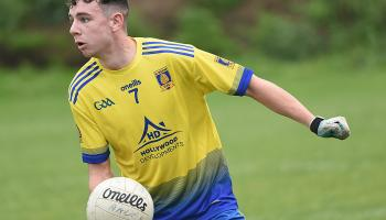 Joe Carroll: Flags will be out in force for Mochta's first senior final