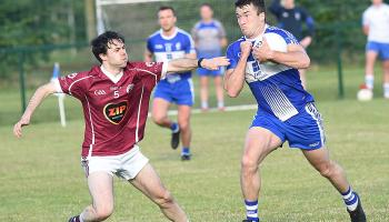 Dundalk Gaels pull out all the stops in second half to secure their Senior status