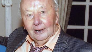 Joe Carroll pays tribute to long time O'Connell's servant George Connolly