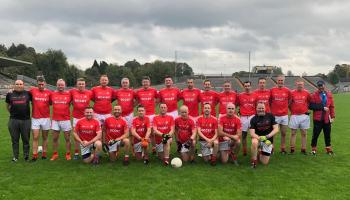 Tyrone prove too strong for gallant Louth Masters in All Ireland Semi-Final