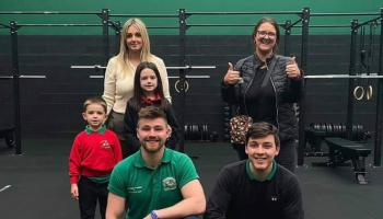 Fighting Fit Dundalk fundraiser for counselling service