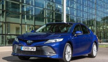 Toyota Camry Platinum: Most impressive car driven this year!