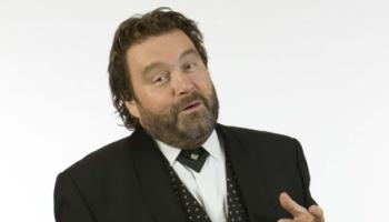 Brendan Grace north Louth bound this month