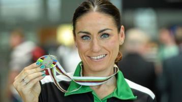 McCrystal named on Irish team for Para-cycling Track World Championships in Brazil