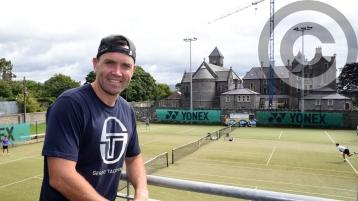 Did you know Dundalk had a world top-800 tennis player?