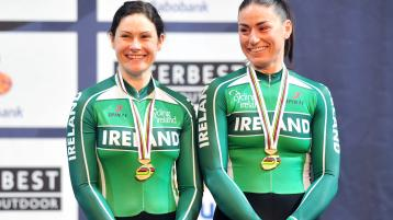 McCrystal and Dunlevy win Sportswoman of the Month award