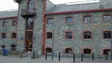 Dundalk library hosts talk