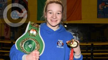 Q&A | Dundalk boxer Amy Broadhurst on family, title wins, near misses and the Olympic dream