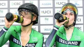 Gold and silver medals for McCrystal and Dunlevy at Paracycling World Cup in Belgium
