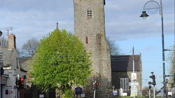 The 'secret' underground passage at The Green Church in Dundalk
