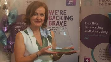 Dundalk estate agent scoops Louth SME Businesswoman of the Year Award