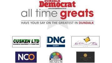 Amy Broadhurst v Jim Craven: Dundalk All Time Great Poll #4