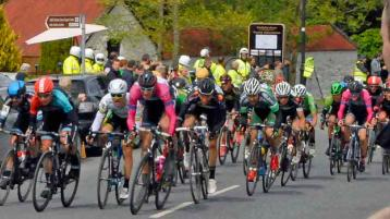 INSIDE TRACK   Rás Tailteann was one of the year's big events - it's a shame it won't go ahead this year