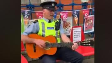 WATCH: Kilcurry guard wows crowds at Fleadh in Drogheda