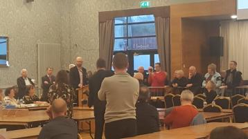 """Louth's Ged Nash elected: """"Politics is bigger than any one individual"""""""