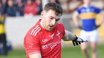 Sam Mulroy reflects on vital win for Louth Footballers