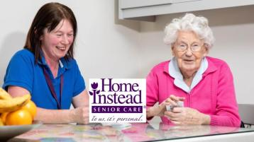 Home Instead Senior Care's live-in care solution to help older people safely 'cocoon'