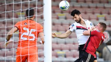Dundalk FC beaten by Bohs at Dalymount Park