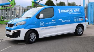 Dromad Hire recruiting for Plant Delivery Driver role