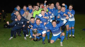 Lucky 13! Muirhevnamor come from behind to claim Dundalk & District League title
