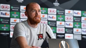 Dundalk FC's Chris Shields sees similarities with 2016 Europa League adventure