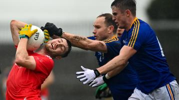 Mulroy shines but Louth's season ends in Longford defeat