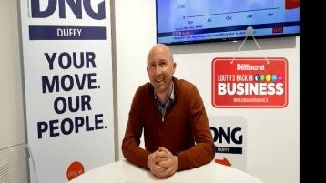 Back in Business: Dundalk estate agent looking forward to meeting customers face-to-face again