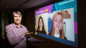 Louth children and young people invited to apply for Child Talks 2021