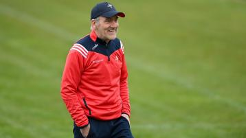 Mickey Harte full of Praise for his side as Louth Book their place in the National League Semi Finals