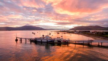 Carlingford Ferry has launched new sunset cruise