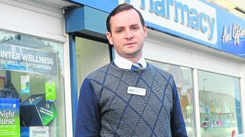 Louth pharmacists set to get involved in vaccine rollout