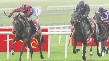 Kildare Racing: Ticket arrangements for Dubai Duty Free Irish Derby released