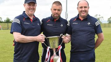 Louth Hurling boss Paul McCormack looks back on a day they will never forget as Wee County crowned league champions