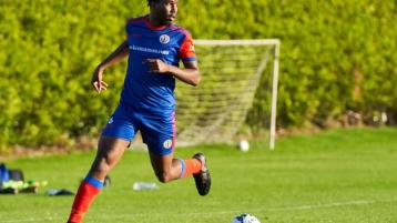 Kizito Ekwueme brace sees Bay FC begin KIlmessan Shield win a win