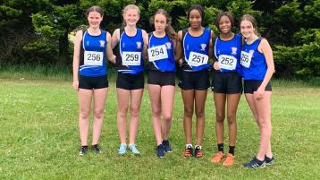 Huge Success for St Peters AC at Louth Juvenile Track & Field Championships