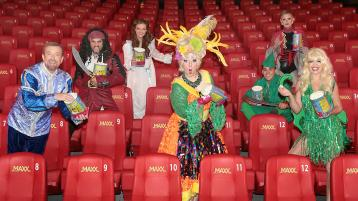 Panto coming to Dundalk cinema....Oh yes it does!
