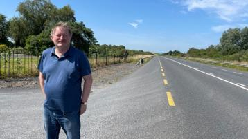 """Road between Dundalk and Carrickamcross described as """"an accident waiting to happen"""""""
