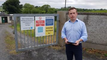 Call for clarity on cast iron water pipe in Louth and water discolouration