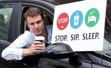 What to do when you get tired while driving