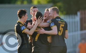 Dundalk do the business in Inchicore