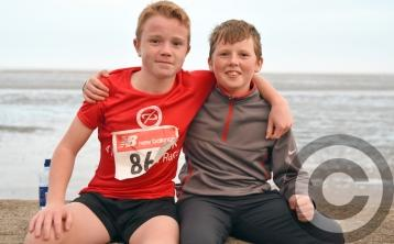 IN PICTURES | Stephen Carroll/Captain Mark Duffy 4 mile run in Blackrock
