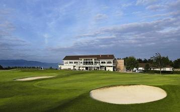 Golfer of the Year Clem Walshe took Sunday's 14 hole singles' stableford at Dundalk Golf Club