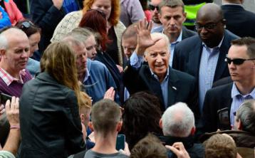 Hopes High for Biden to visit Louth again in 2022